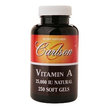 Carlson Vitamin A 25