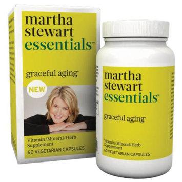 Martha Stewart Essentials Graceful Aging, Capsules, 60 ea