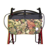 Handi-pockets Handi Pockets 2c4hl Storage Accessory Walker, Tapestry, Heirloom