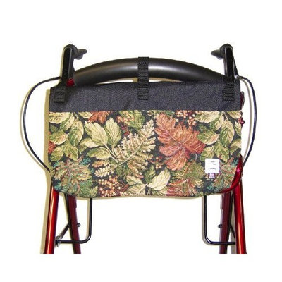 Handi-pockets Handi Pockets 2c4hl Storage Accessory Walker, Tapestry, Heirloom