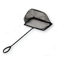 Hagen Marina 10-Inch Black Coarse Nylon Fish Net, 14-Inch Handle