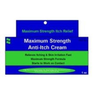 Anti Itch Maximum Strength Anti-Itch Medication Cream by Generic Benadryl - 1 Oz