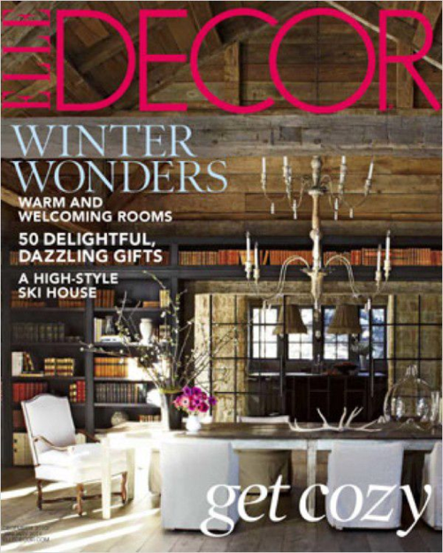 Kmart.com Elle Decor Magazine - Kmart.com