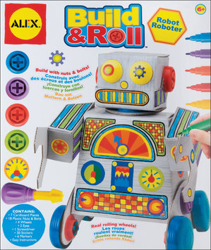 Alex ALEX Toys Build & Roll Robot Kit