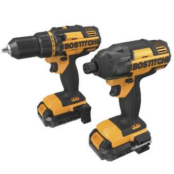Bostitch 18V Drill/Impact Combo Kit