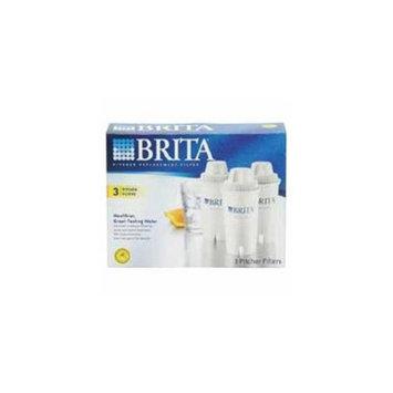 Clorox Company COX35503 Brita Filter- for Brita Pitchers- 3-PK