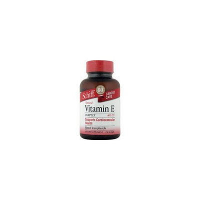 Schiff Vitamin E Complex 400 IU, Dietary Supplement, 250 Count