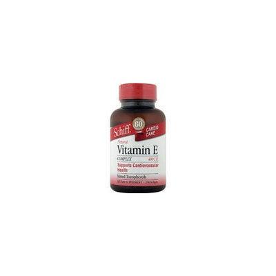 Schiff Vitamin E Complex 400 IU, Dietary Supplement, 250 Count