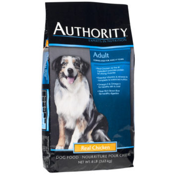 AuthorityA Chunk Adult Dog Food