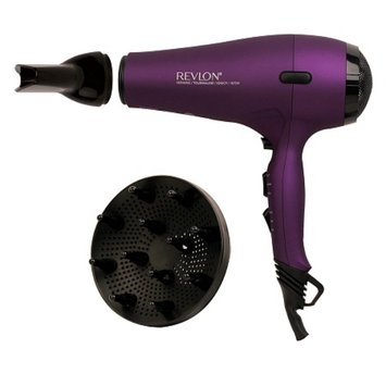 Revlon Perfect Heat AC Motor Hair Dryer