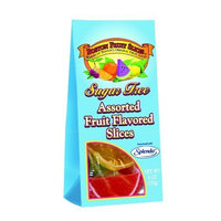 Boston Fruit Slice, Assorted Fruit Flavored Slices Sugar Free, 5-Ounce