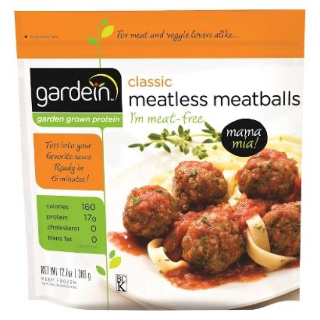 Garden Protein International Gardein Classic Meatless Meatballs 12.7 oz