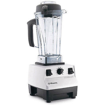 Vitamix 5200 Series 2Hp Variable Speed Countertop Blender with 64 oz BPA-Free Shatterproof Container