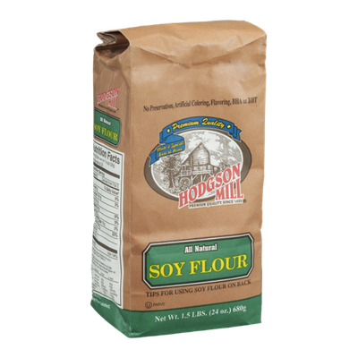 Hodgson Mill All Natural Soy Flour