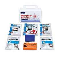 North Food Service Emergency Burn Kit - Plastic Case - R3 Safety 019728-0015l (0197280015l)