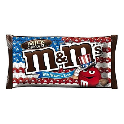 M&M'S® Red, White and Blue Milk Chocolate Candy