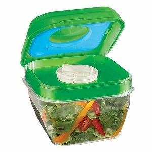 Fit & Fresh Salad Shaker