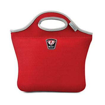 Fitmark 8010002 The Pac Meal Management Bag Red