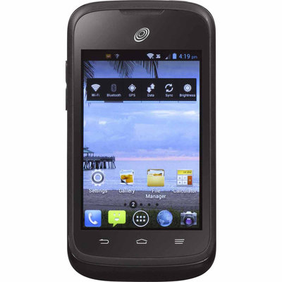 Tracfone Wireless Inc. ZTE Whirl Prepaid Cell Phone