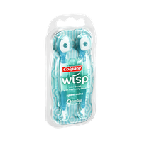 Colgate Wisp Spearmint Mini-Brush with Freshening Bead - 4 CT