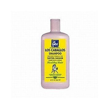 La Bella Golden Sun Los Caballos Shampoo, 32-Ounces