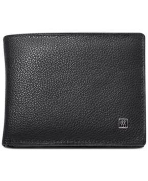 Zwilling Pour Homme Leather Wallet Kit with Twin S Clipper