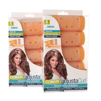 Conair AdjustaCurl Root Volumizer Rollers