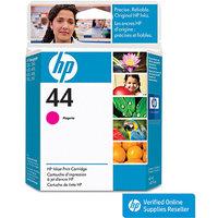 HP 51644M (HP 44) Ink, 1600 Page-Yield, Magenta