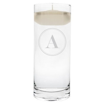 Cathy's Concepts Circle Initial Unity Candle A