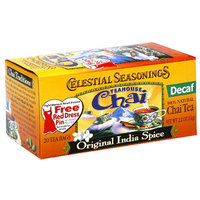 Celestial Seasonings Chai Tea Bags Decaf