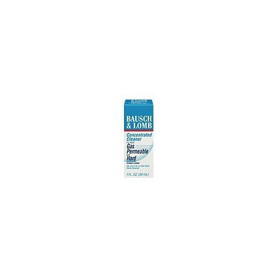 Bausch & Lomb Gas Permeable Cleaner - 1 Pack
