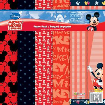 Sandylion Disney Paper Pack 12