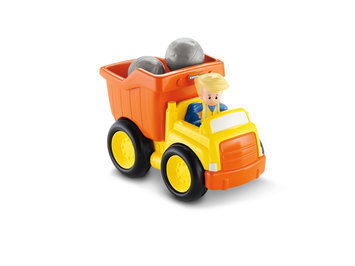 Fisher Price Fisher-Price Little People Dump Truck