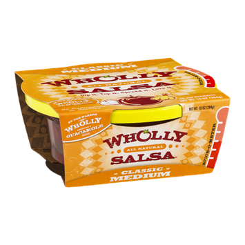 Wholly All Natural Salsa Classic Medium
