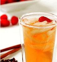 Davidson's Tea Davidson Organic Tea 4218 Fdsvc Brewed White Raspberry Ice Tea 3 Oz.