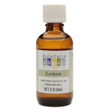 Aura Cacia Pure Essential Oil Renewing Lemon