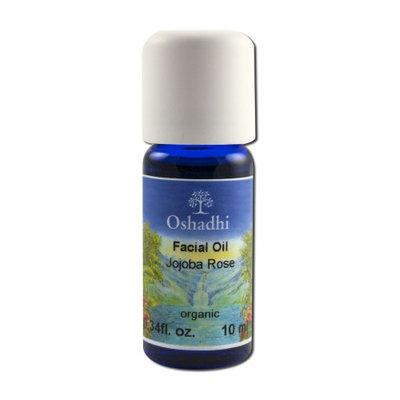 Oshadhi - Skin Care Oils, Jojoba Rose Facial Oil 10 ml