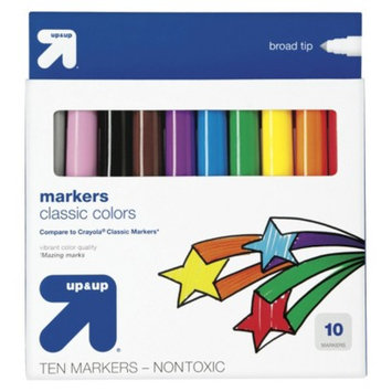 Markers 10 ct up & up