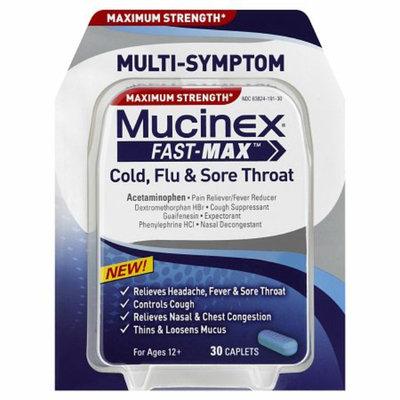 Mucinex Maximum Strength Fast-Max Adult Caplets