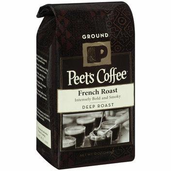 Peet 's Coffee Deep Roast French Roast Ground Coffee