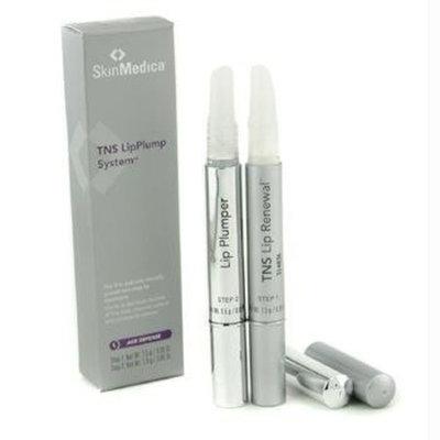 Skin Medica TNS LipPlump System: Lip Renewal 1.5g/0.05oz + Lip Plumper 1.5g/0.05oz - 2pcs