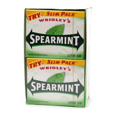 Wrigley Spearmint Gum