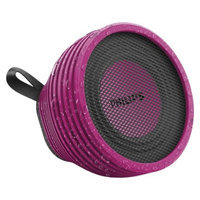 Philips Dot Portable Bluetooth Speaker - Pink (SB2000P/37)