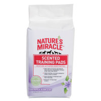 Nature's Miracle® Tropical Bloom Scented Dog Training Pads