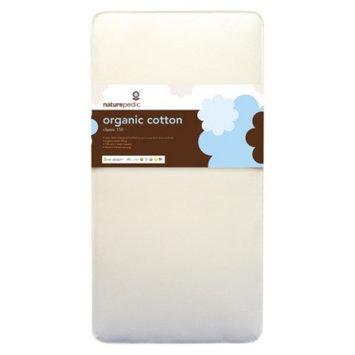 Standard Crib Mattress: Naturepedic Organic Cotton Crib Mattress