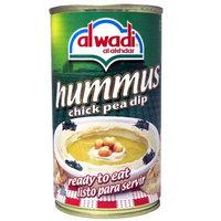 Al Wadi Hummus Chick Pea Dip, 14-Ounce (Pack of 12)