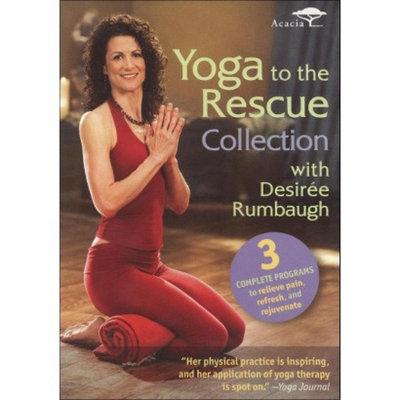 Acacia Yoga to the Rescue Collection [3 Discs]