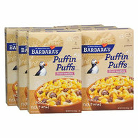 Barbara's Bakery Puffin Puffs Cereal 6 Pack