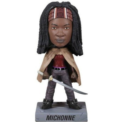 Funko Walking Dead Michonne Wacky Wobbler