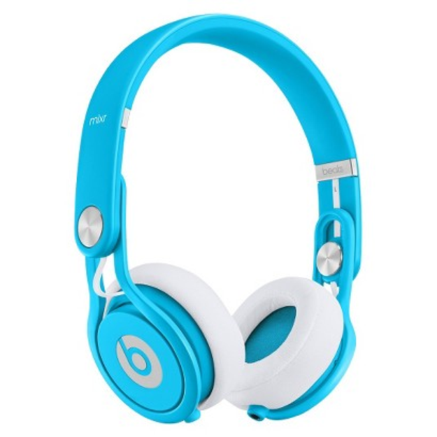 BEATS by Dr. Dre Beats by Dre Mixr Headphones - Neon Blue